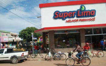 Novas instalações do Super Lima