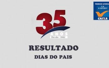 Promoção Super Lima 35 anos, sorteio do dia dos...